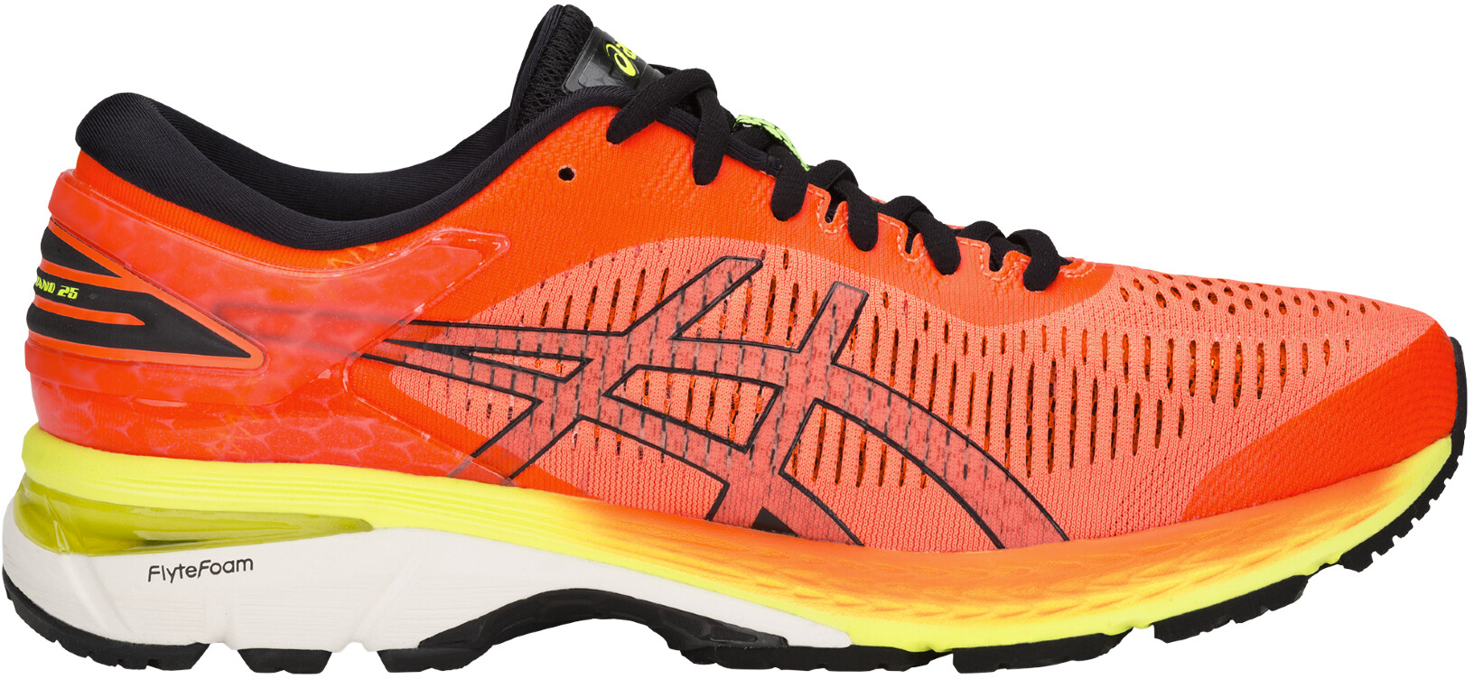sale retailer f5384 1e1c6 asics Gel-Kayano 25 - Chaussures running Homme - orange